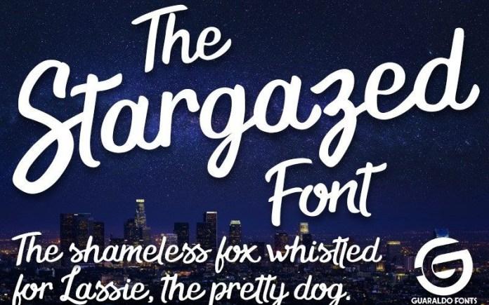 Stargazed Font