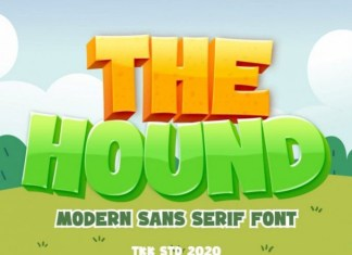 The Hound Font