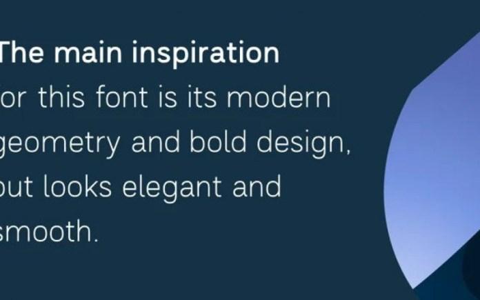 Salma Sans Serif Font