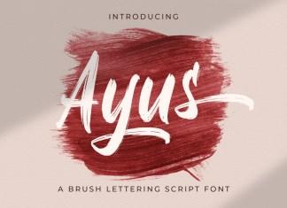 Ayus Font