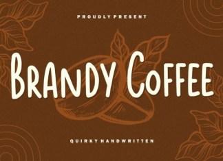 Brandy Coffee Font