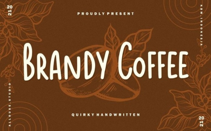 Brandy Coffee Font