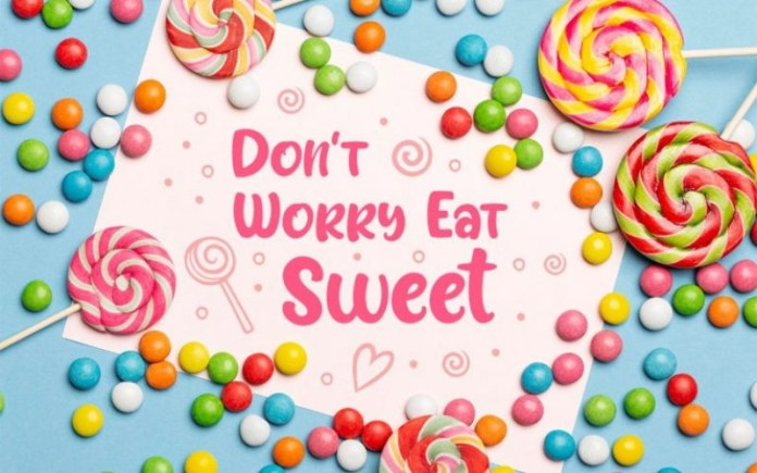 Candyful Display Font