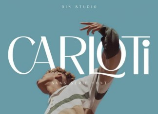 Carloti Sans Serif Font
