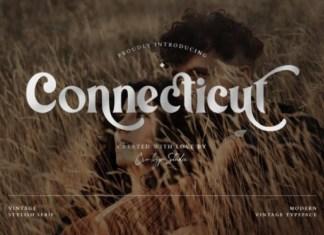 Connecticut Serif Font