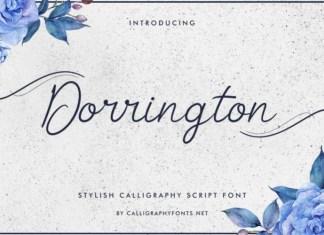 Dorrington Script Font