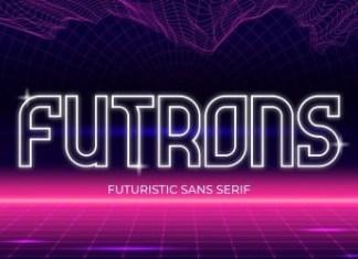 Futrons Font