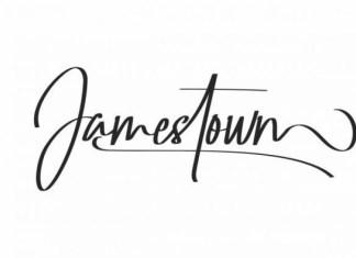Jamestown Script Font