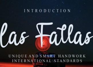 Las Fallas Font