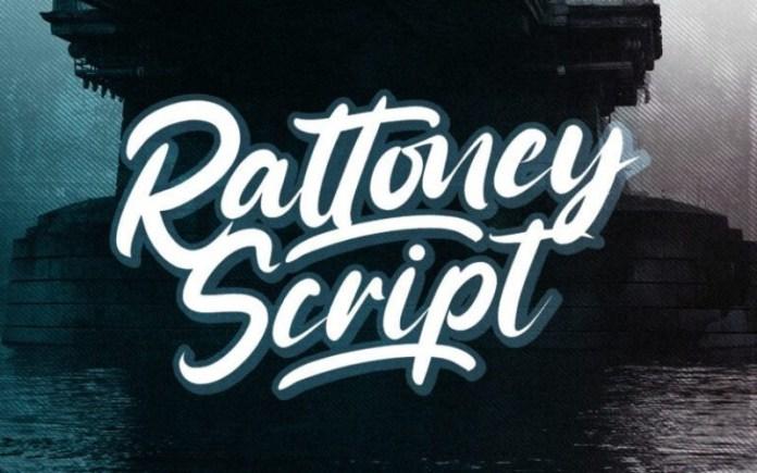 Rattoney Script Font