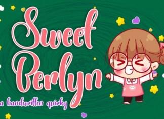 Sweet Berlyn Script Font
