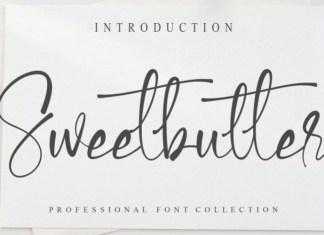 Sweetbutter Font