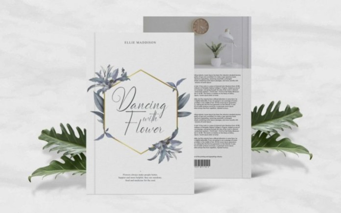 Waterflowers Calligraphy Font