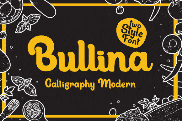 Bullina Script Font