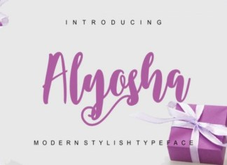 Alyosha Script Font