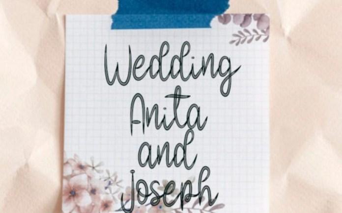 Beautiful Handmade Script Font