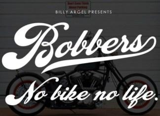 Bobbers Script Font