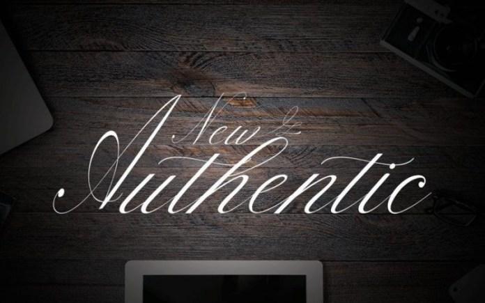 Bridget Calligraphy Font
