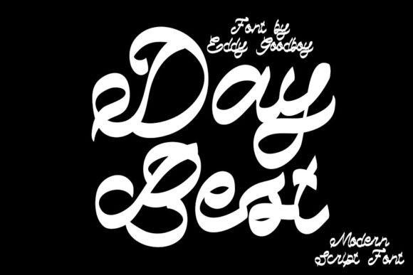 Day Best Script Font