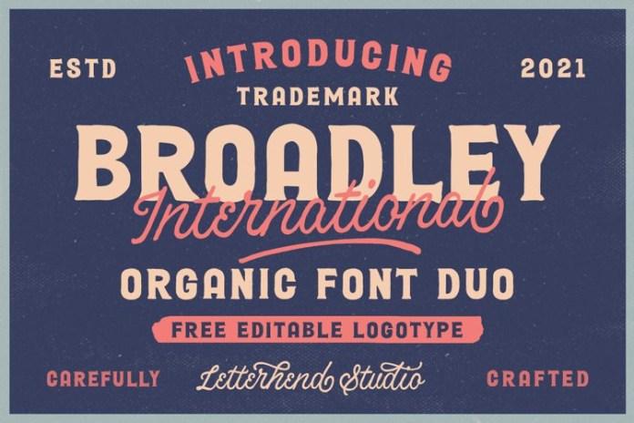 Broadley Script Font