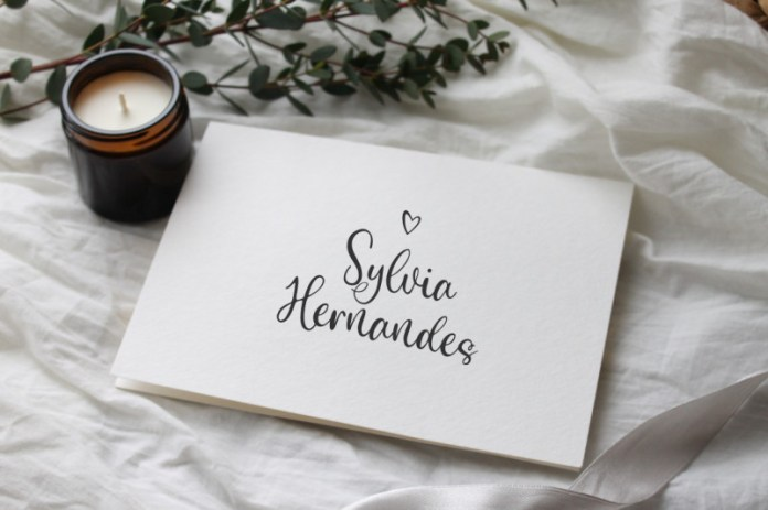 Magical Spring Calligraphy Font
