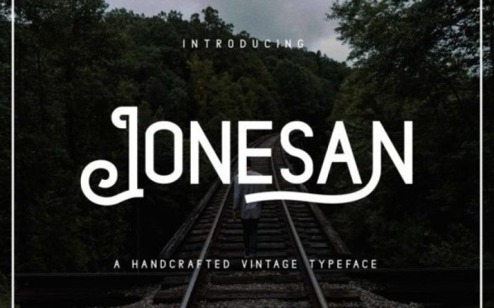 Jonesan Sans Serif Font