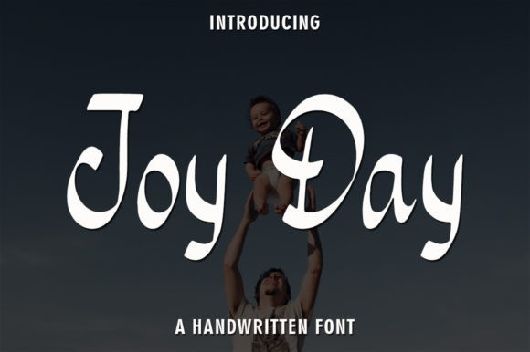 Joy Day Display Font