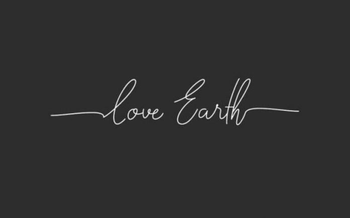 Love Earth Handwritten Font