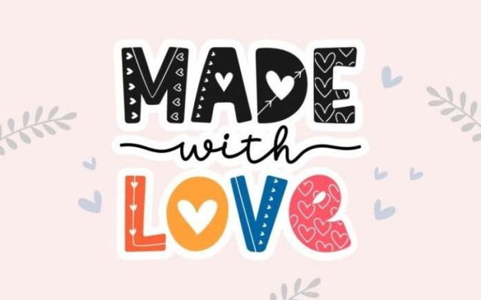Lover Display Font