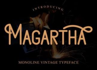Magartha Sans Serif Font