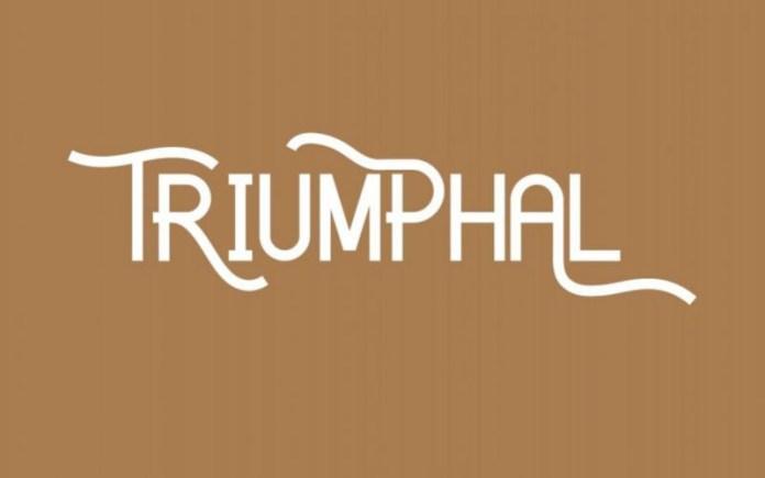Triumphal Sans Serif Font