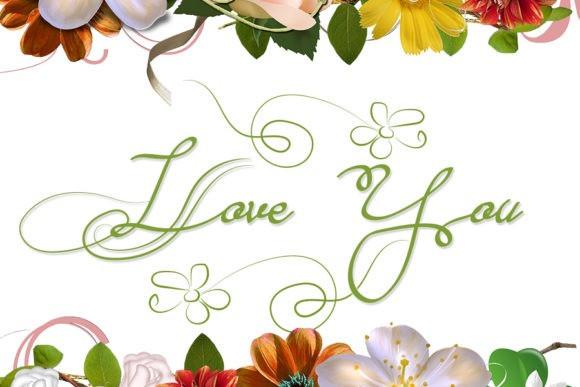 Wedding Script Font