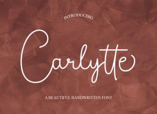 Carlytte Handwritten Font