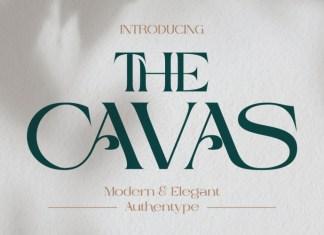 Cavas Serif Font