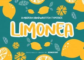 Limonea Display Font