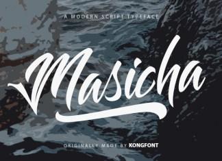 Masicha Script Font