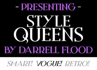 Style Queens Serif Font