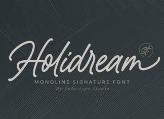 Heylia Lovely Handwritten Font