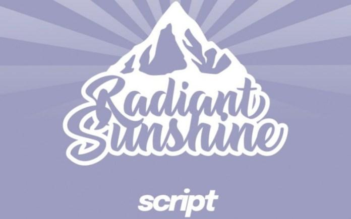 Radiant Sunshine Script Font