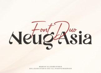 Neug Asia Serif Font