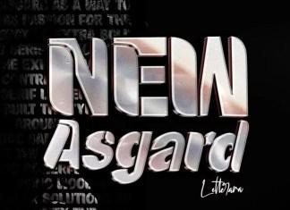 New Asgard Display Font