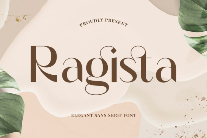 Ragista Sans Serif Font