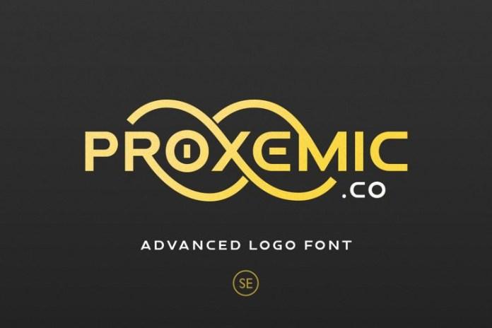 Proxemic Sans Serif Font
