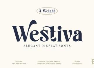 Westiva Serif Font