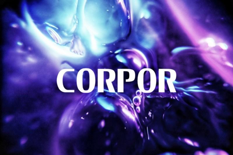 Corpor Font