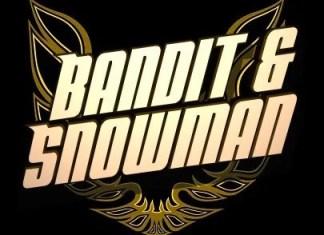 Bandit & Snowman Display Font