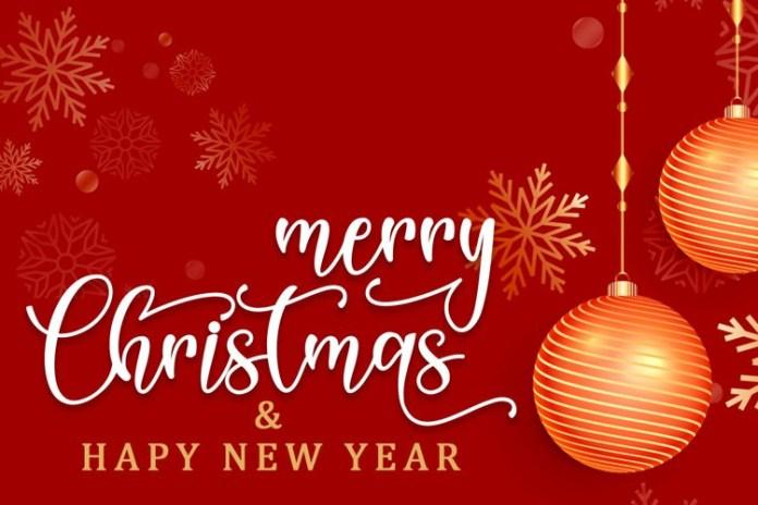 Christmas Nice Script Font