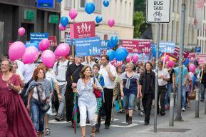 DEMO FÜR ALLE am 25. Juni 2017 in Wiesbaden