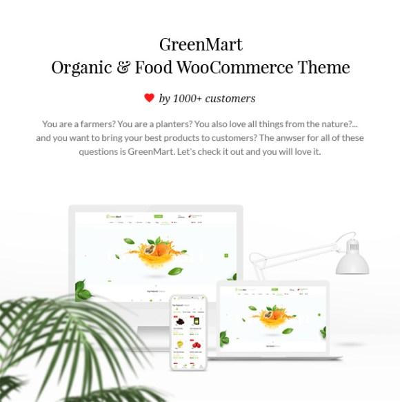 GreenMart – Organic & Food WooCommerce WordPress Theme - 10