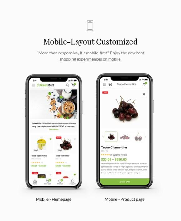 GreenMart – Organic & Food WooCommerce WordPress Theme - 17